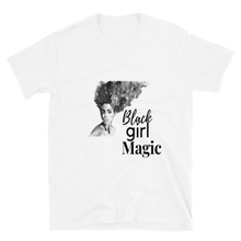 Load image into Gallery viewer, Black Girl Magic T-Shirt  (White)