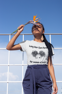 Long Hair Care Forum T-shirt
