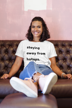 Load image into Gallery viewer, staying away from hoteps tshirt