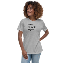Load image into Gallery viewer, Young Black Vegan T-Shirt