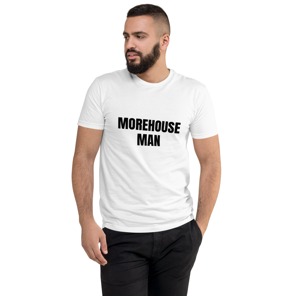 Morehouse Man T-shrit