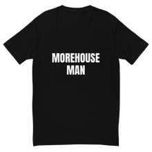 Load image into Gallery viewer, Morehouse Man Athletic Fit T-shirt - (Black)