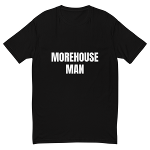 Morehouse Man Athletic Fit T-shirt - (Black)