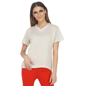 Active wear women T Shirt Half Sleeves
