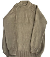 Load image into Gallery viewer, Apparel & Accessories Clothing Outerwear - Woolen  pullover  round neck  for Men  - 100 % Wool