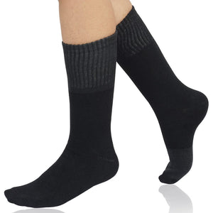 Socks -  For Men , Women , Boys & Girls - Organic wool + Silk +Lycra