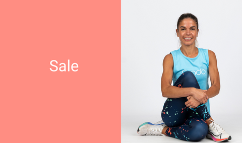 Save a bargain with the Fondo sale on selected items including cycling jerseys, cycling bibs, leggings, sports bras, singlets, baselayers and jackets