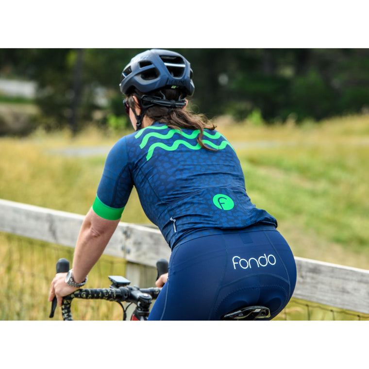 Women's Cycling Jersey - Moonlight