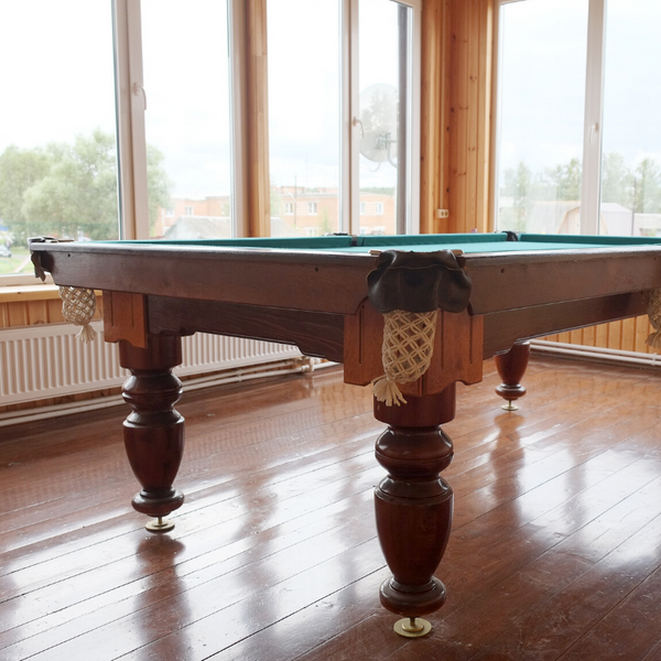 How to Choose the Right Billiards Table for Your Space