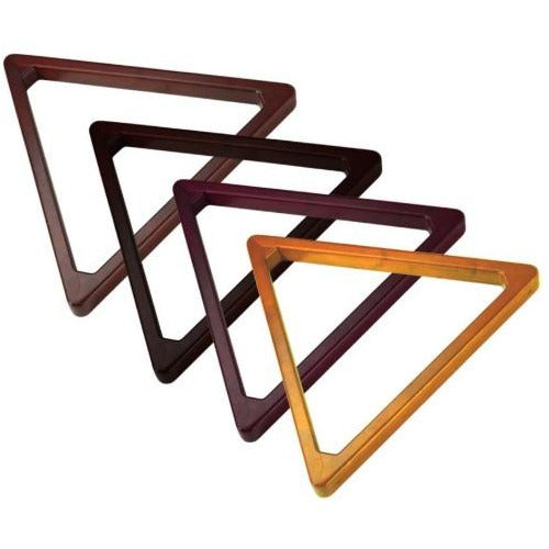 Heavy Duty Wood Triangle Rack