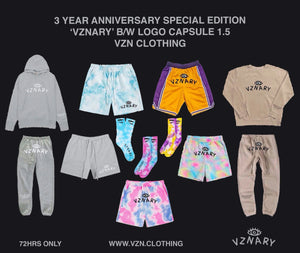 3 Year Anniversary Restocks