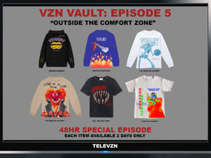 "VZN VAULT EP.5 : ""OUTSIDE  THE COMFORT ZONE"""