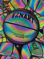 "Load image into Gallery viewer, Special Edition ""VZNARY"" Reflective Basketball"