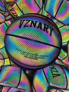 "Special Edition ""VZNARY"" Reflective Basketball"