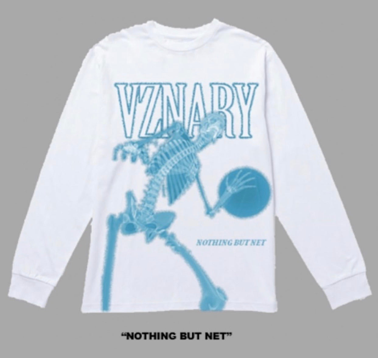 """Nothing but Net"" Longsleeve"