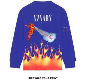 """Recycle Your Pain"" Longsleeve"