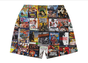 VZNARY Classic Gamer Shorts