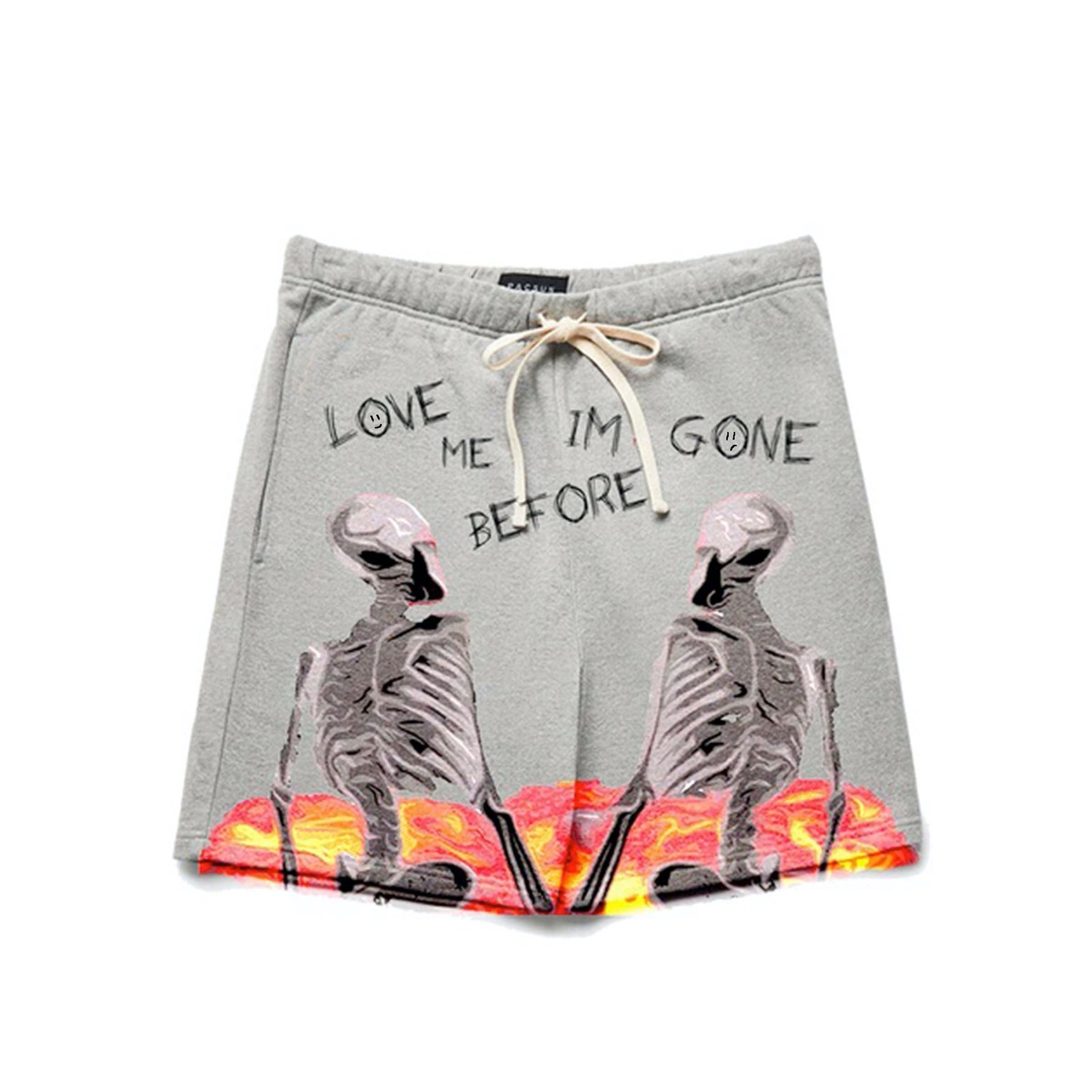 """Till Death Do Us Part"" Sweatshorts"