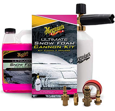 ULTIMATE SNOW FOAM CANNON KIT - MEGUIAR'S
