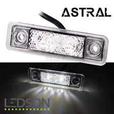 Ledson - Astral - EASY FIT LED-positielicht - XENON WHITE