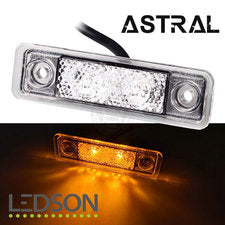 Ledson - Astral - EASY FIT LED-positielicht - ORANJE