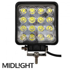 MIDLIGHT - WERKLAMP 48W - FLOOD