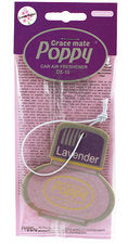 LAVENDER - POPPY GRACE MATE - AIRFRESHNER - 5GRAM