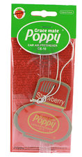 STRAWBERRY - POPPY GRACE MATE - AIRFRESHNER - 5GRAM
