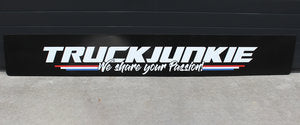 "SPATLAP KUNSTSTOF - TRUCKJUNKIE ""WE SHARE YOUR PASSION!"""
