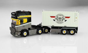 "WSI - TRUCKJUNKIE ""THE DRAKKAR"" - SCANIA R500 - 1:50"