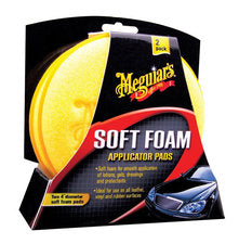 Soft Foam Applicator Pads (2 pack) - Meguiar's