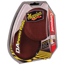 DA POWER PADS - COMPOUND (2 pack) - Meguiar's