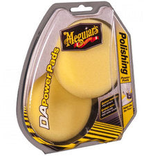 DA POWER PADS - POLISHING (2 pack) - Meguiar's