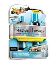 PERFECT CLARITY HEADLIGHT RESTORATION KIT - MEGUIAR'S