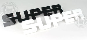 SUPER EMBLEEM - LIMITED EDITION