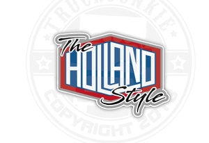 THE HOLLAND STYLE - FULL PRINT STICKER