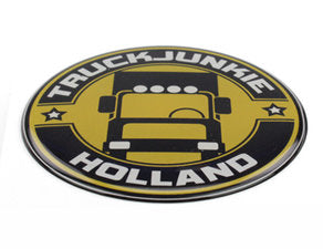 TRUCKJUNKIE HOLLAND- 3D DELUXE FULL PRINT STICKER