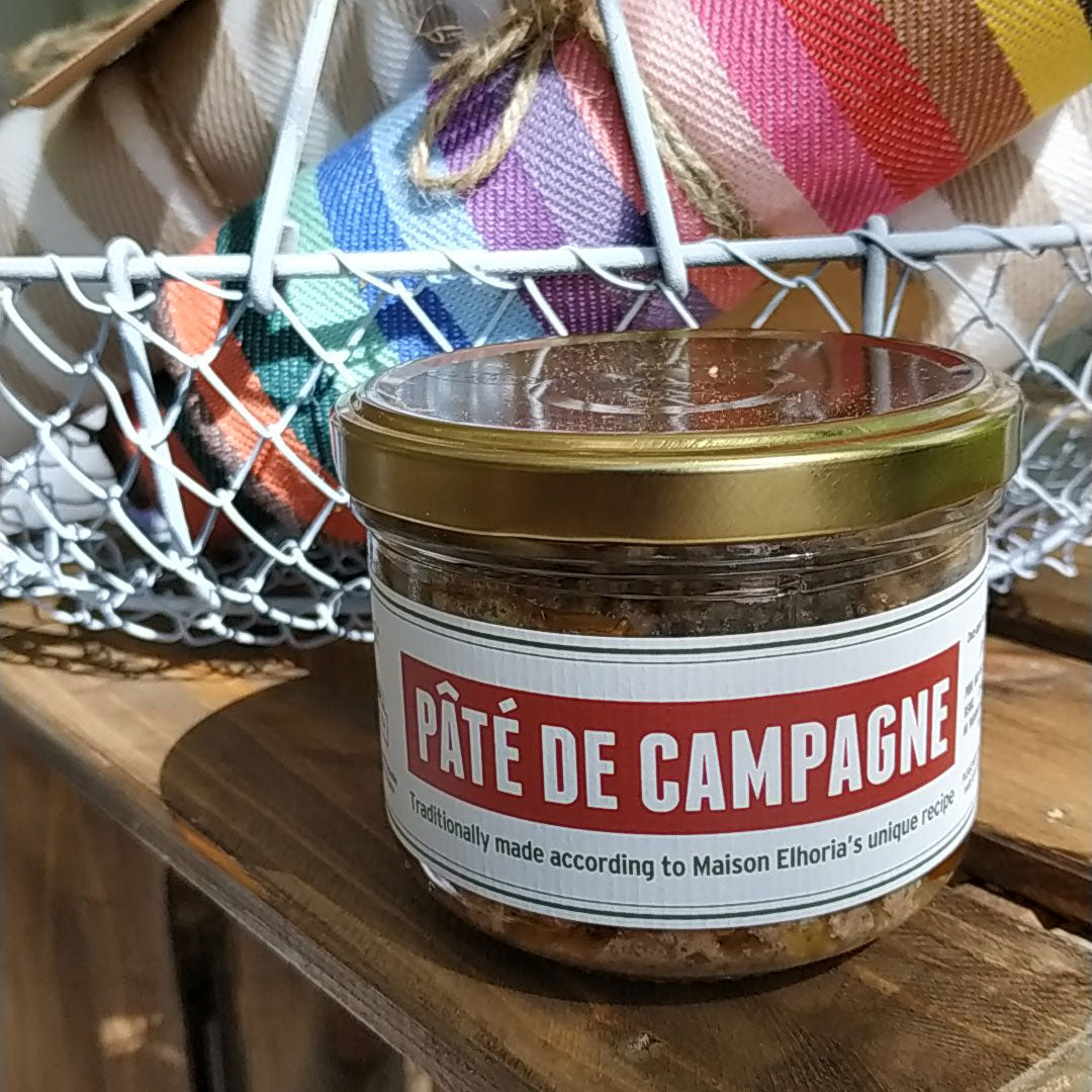 Sophie's pâté de Campagne -due to transport issues, there is no date set for availabilities yet