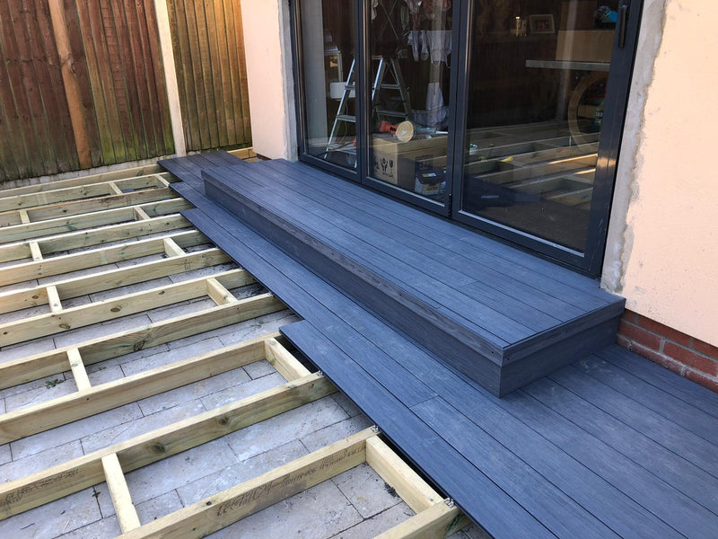 How to Install Direct Decking's Composite Decking Boards