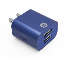 Load image into Gallery viewer, 2.4 AMP USB Wall Charger