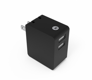 3.4 AMP DUAL PORT USB WALL CHARGER