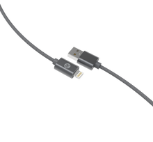 Load image into Gallery viewer, 6' BRAIDED LIGHTNING CABLE