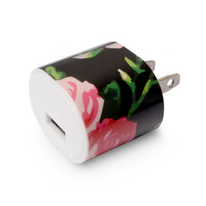 iEssentials Single Port USB Wall Charger