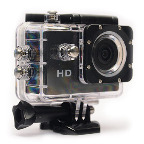 iEssentials Hi Def Action Camera