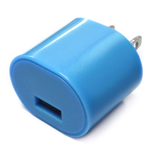 iEssentials ETL Certified Single Port USB Home Charger