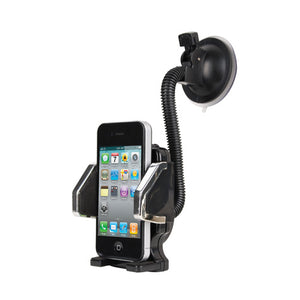 iEssentials Windshield Mount Phone Holder with Gooseneck