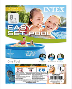 8ft Easy Set Pool
