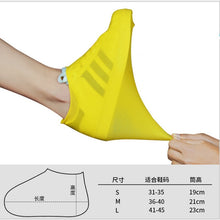 Load image into Gallery viewer, Unisex Waterproof Disposable Elastic Latex Boot Cover Rain Snow Non-slip Shoe Covers