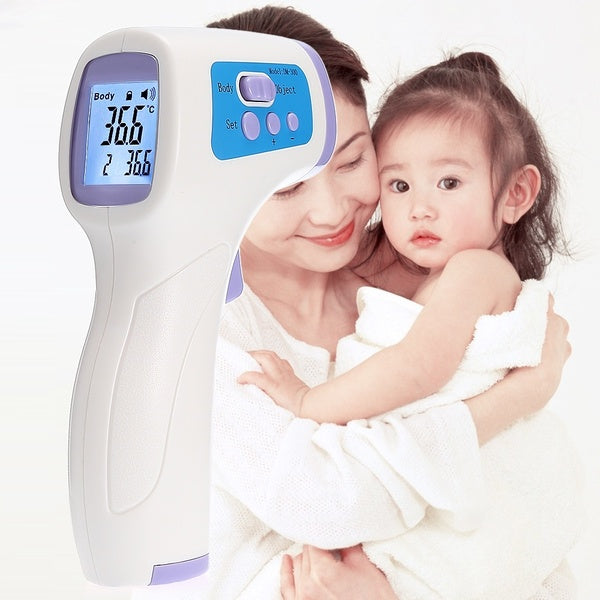 Handheld Infrared Thermometer Gun Non-contact Temperature Measurement Device