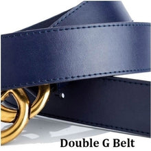 Load image into Gallery viewer, 2019 New Explosion Genuine Leather GG Belts Men Women Luxury Designer High Quality G Belt Buckle
